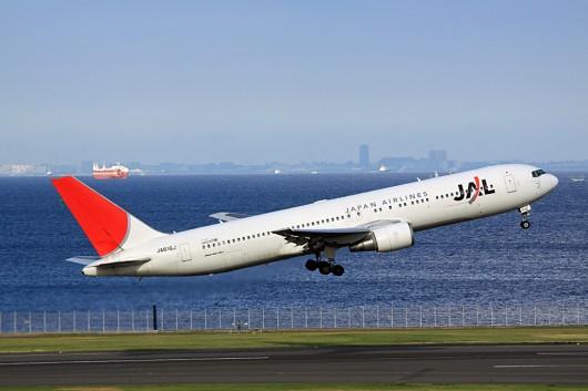 JL/JAL/日本航空 B767-300ER JA616J
