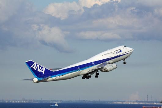 NH/ANA/全日空 B747-400D JA8960
