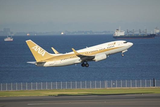 NH/ANA/全日空 B737-700 JA02AN