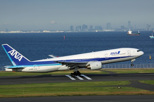 NH/ANA/全日空 B777-200 JA709A