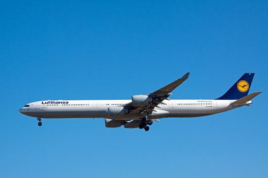 LH/DLH/ルフトハンザ航空 A340-600 D-AIHT
