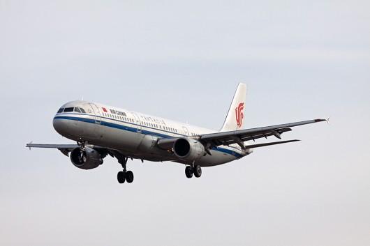 CA/CCA/中国国際航空 A321 B-6383