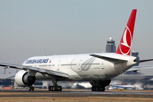 TK/THY/トルコ航空 B777-200