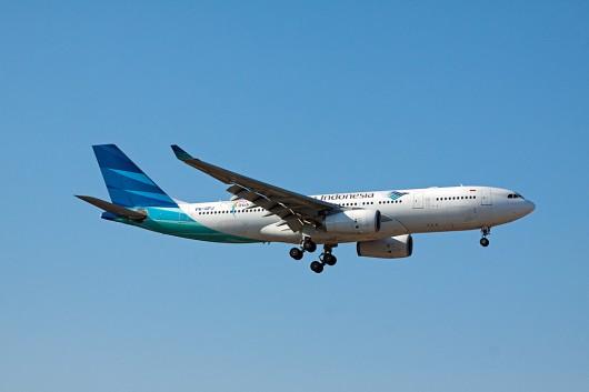 GA/GIA/ガルーダ・インドネシア航空 A330-200 PK-GPJ