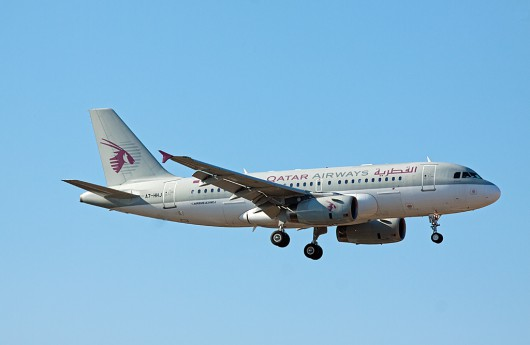 Qatar Amiri Flight A319 A7- HHJ