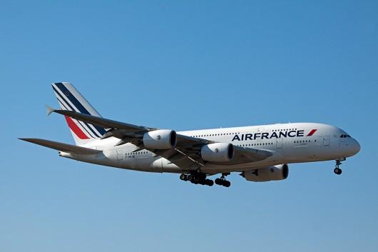 AF/AFR/エールフランス航空 A380 F-HPJB