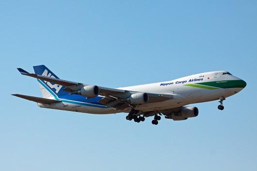 KZ/NCA/日本貨物航空 B747-400F JA04KZ