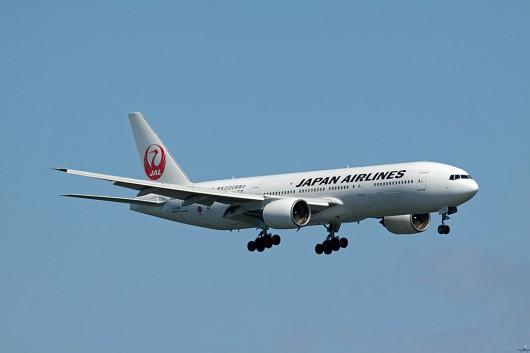 JL/JAL/日本航空 B777-200 JA8978 オリンピック誘致