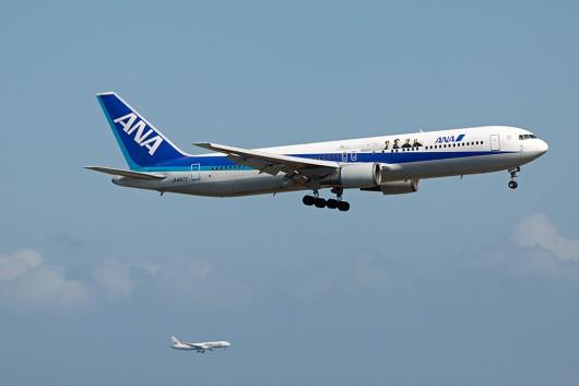 NH/ANA/全日空 B767-300 JA8677