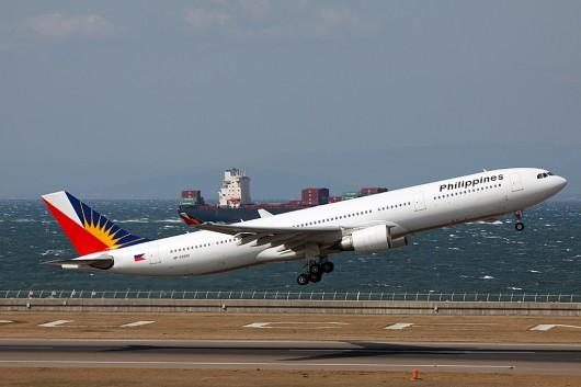 PR/PAL/フィリピン航空 A330 C-3332