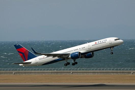 DL/DAL/デルタ航空 B757 N538US