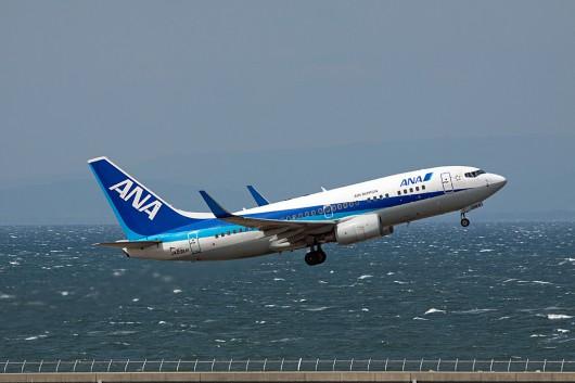 EL/ANK/エアーニッポン(全日空) B737-700 JA03AN