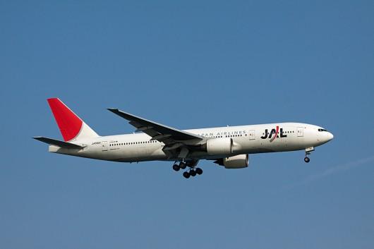 日本航空 B777-200 JA8981