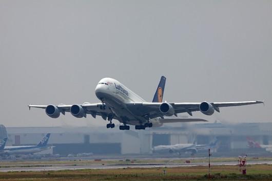 LH/DLH/ルフトハンザ・ドイツ航空 A380 D-AIMB