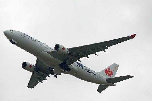 SB/ACI/エア・カレドニア・インターナショナル A330 F-OHSD