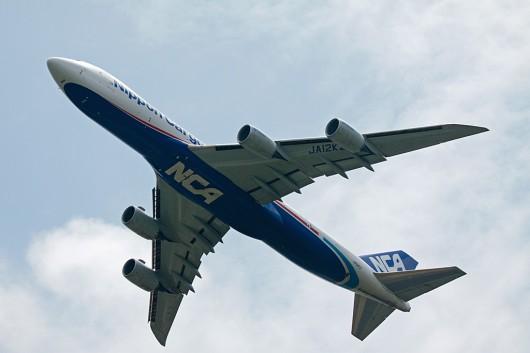 KZ/NCA/日本貨物航空 B747-8F JA12KZ