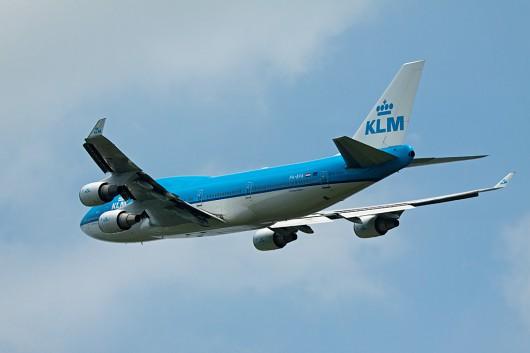 KL/KLM/KLMオランダ航空 B747-400 PH-BFA