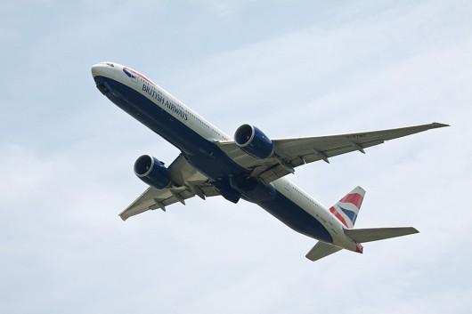 BA/BWA/英国航空 B777-200 G-STBD