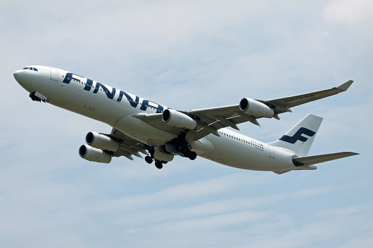 AY/FIN/フィンエアー A340-300 OH-LQB