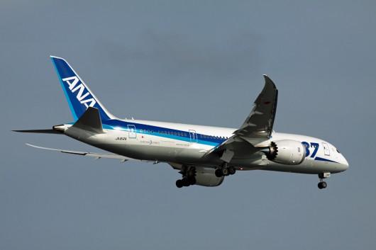 NH/ANA/全日空 B787-8 JA812A