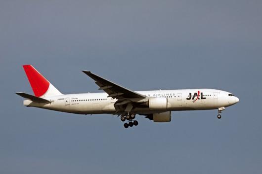 JL/JAL/日本航空 B777-200 JA8981