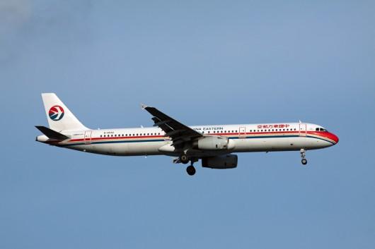 MU/CES/中国東方航空 A321 B-6952