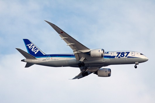 NH/ANA/全日空 B787-8 JA811A