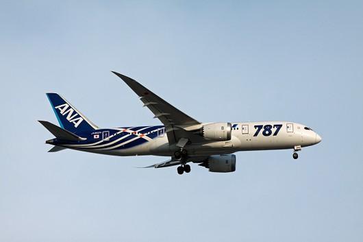 NH/ANA/全日空 B787-8 JA802A