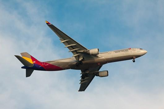 OZ/AAR/アシアナ航空 A330-300 HL7792