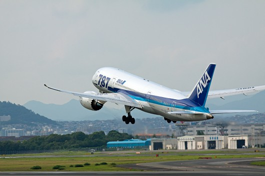 NH/ANA/全日空 B787-8 JA818A