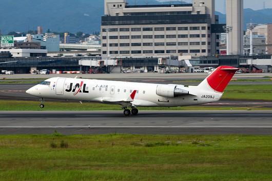 XM/JLJ/J-AIR EMB170 JA209J
