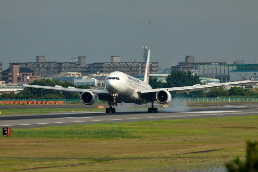 JL/JAL/日本航空 B777-200 JA8983