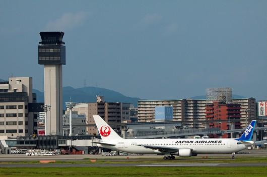 JL/JAL/日本航空 B767-300 JA8399