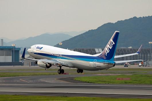 NH/ANA/全日空 B737-800 JA64AN