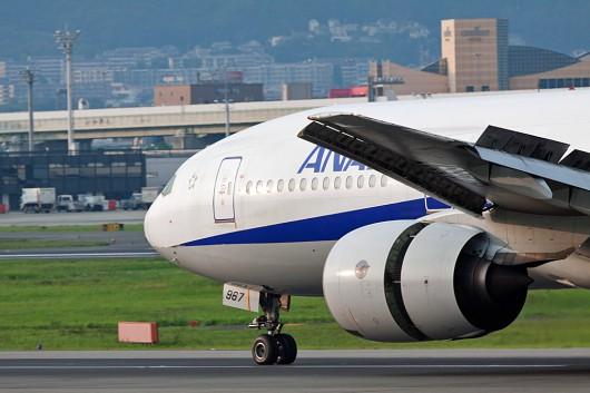 NH/ANA/全日空 B767-300 JA8967