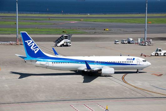 NH/ANA/全日空 B737-800 JA66AN