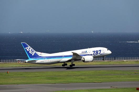 NH/ANA/全日空 B787-8 JA803A