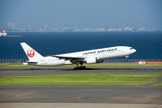 JL/JAL/日本航空 B777-200 JA8982