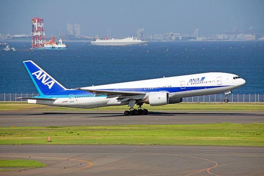 NH/ANA/全日空 B777-200 JA701A