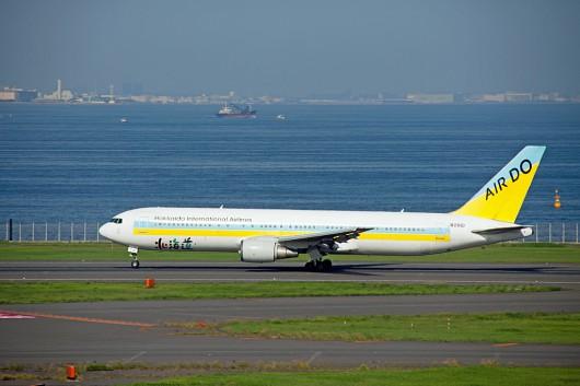 HD/ADO/エア・ドゥ B767-300ER JA01HD