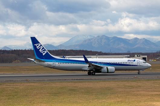 NH/ANA/全日空 B737-800 JA59AN