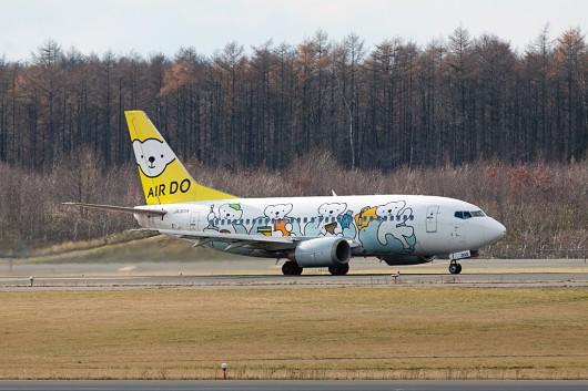 AD/ADO/北海道国際航空 B737-500 JA305K