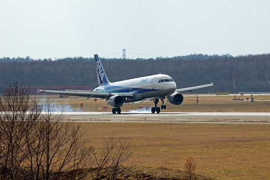 NH/ANA/全日空 A320 JA8400