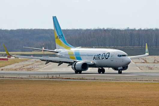 AD/ADO/北海道国際航空 B737-700 JA11AN