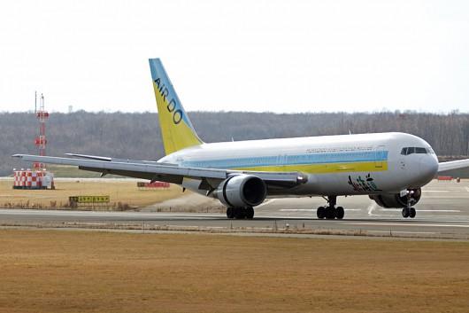 AD/ADO/北海道国際航空 B767-300 JA01HD