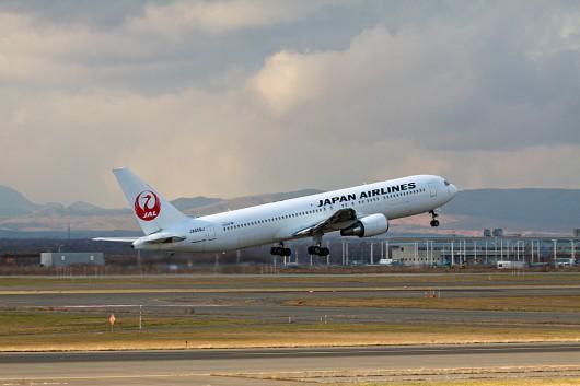 JL/JAL/日本航空 B767-300ER JA656J