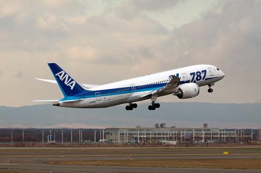 NH/ANA/全日空 B787-8 JA819A