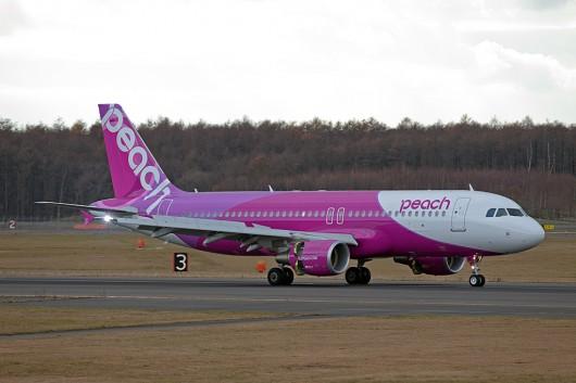 MM/APJ/ピーチアビエーション A320 JA810P