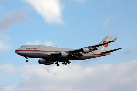 Japan Government /日本国Japan Government /日本国政府専用機 B747-400 20-1102