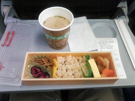 お弁当セット(600円)